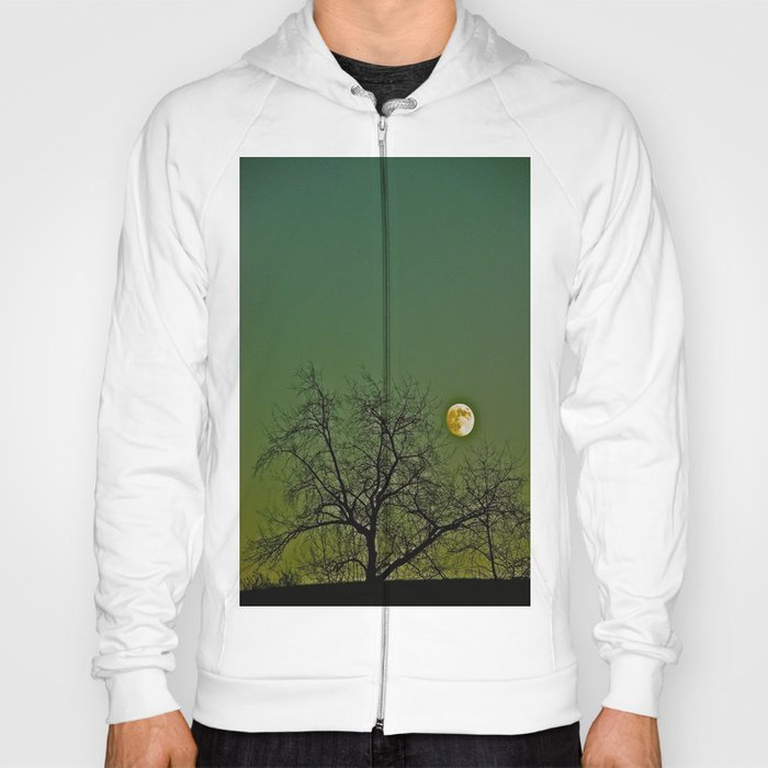 Tangled Tree Moon Hoody