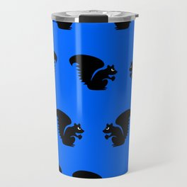 Angry Animals: Squirrel Travel Mug