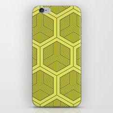 HEXAGON NO. 3 iPhone & iPod Skin