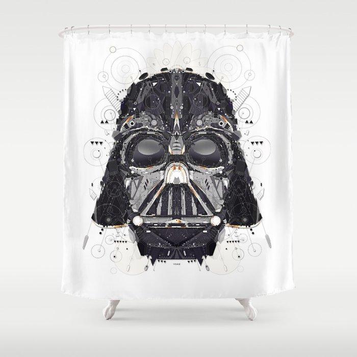 Darth Vader Shower Curtain By Yoaz