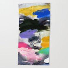 Composition 498 Beach Towel