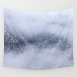 Beneath The Fog Wall Tapestry