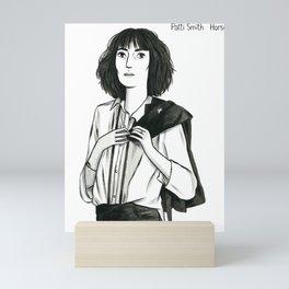 Patti Smith Mini Art Print