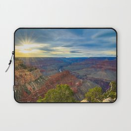 Grand Canyon Sunset from Hopi Point Laptop Sleeve