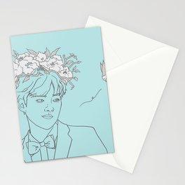 BTS Suga  Stationery Cards