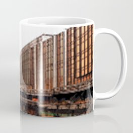Architectural Shapes #4 Coffee Mug
