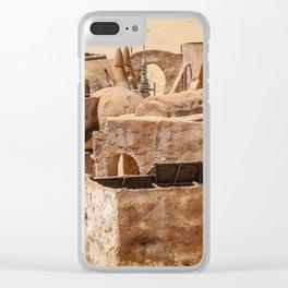 Tataouine Tunisia Clear iPhone Case