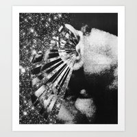 """distant call"" Art Print"