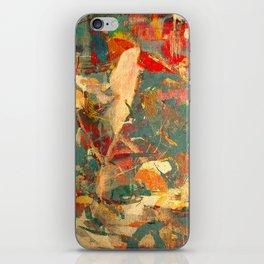 Piccolo Uccello in Fitto Bosco iPhone Skin