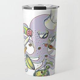 Master Chef Octopus Stew Octopi Travel Mug