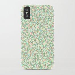 Boomerang Cream iPhone Case