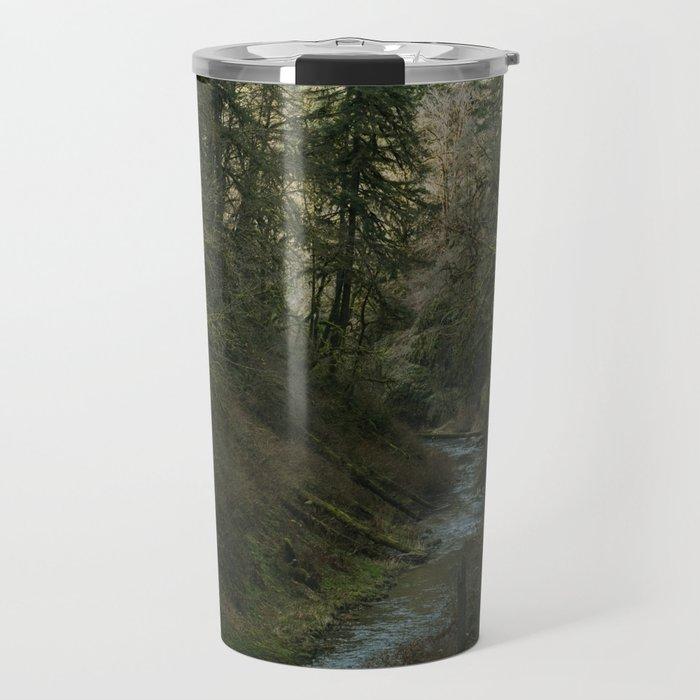 Oregon Forest V Travel Mug