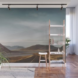 The Fjord Wall Mural