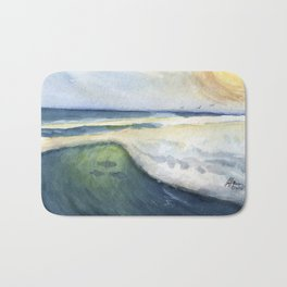 Warm Waves Bath Mat