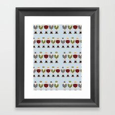 Nutcracker Framed Art Print