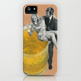 Any refreshment, dear? iPhone Case