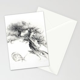 Penjing & Psyche Stationery Cards