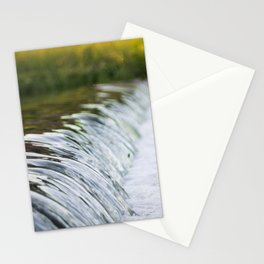 Chasing Waterfalls Two Stationery Cards