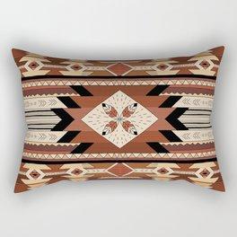 Native feather Rectangular Pillow