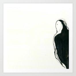 UnHuman#15 Art Print