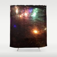 zappa Shower Curtains featuring Magic by Diva Zappa