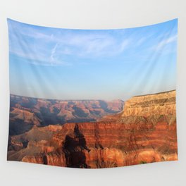 Grand Canyon South Rim at Sunset Wall Tapestry