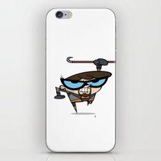 Freeman's Laboratory iPhone & iPod Skin