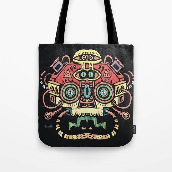 Lanceur de rêves - Alien tribe Tote Bag