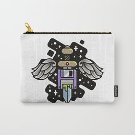 wings floppy sword Carry-All Pouch