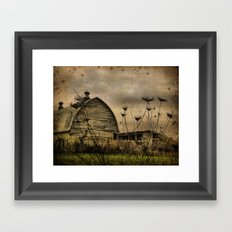 Country Nature Framed Art Print