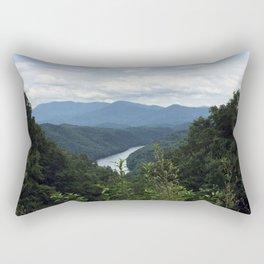 Great Smokey Mountains National Park Rectangular Pillow