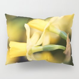 Tête-à-Tête Daffodil - Head to Head Pillow Sham