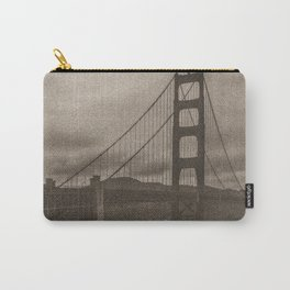 Sailing under the Golden Gate Bridge Carry-All Pouch