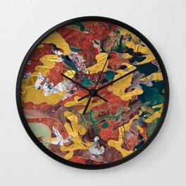 FOIL567 Wall Clock
