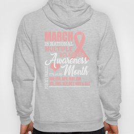 Multiple Sclerosis - Awareness Month Hoody