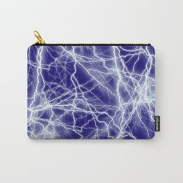 Electrical Lightning Sparks Carry-All Pouch