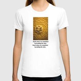 Crime Rules T-shirt