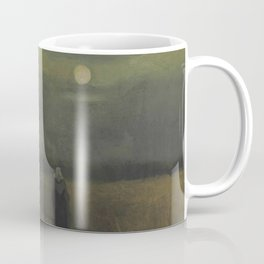 Vincent van Gogh - The Old Tower at Dusk Coffee Mug