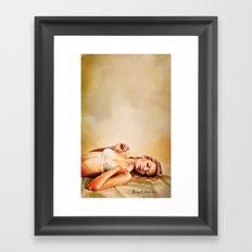 Femme/2 Framed Art Print