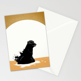 Godzilla: Final Wars Stationery Cards