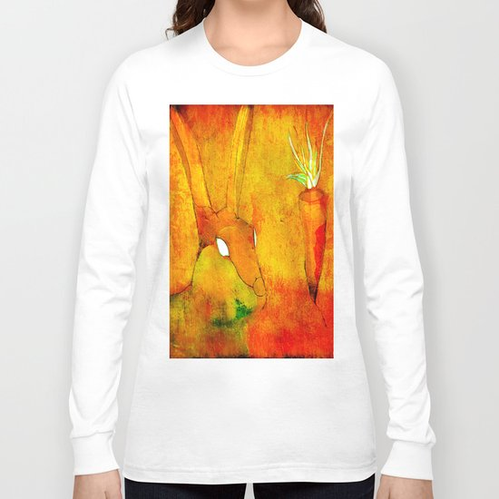 The nasty rabbit Long Sleeve T-shirt