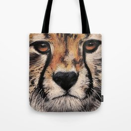 Cheetah, Savannah Hunter Tote Bag