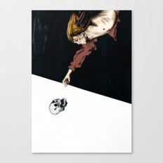 Grow Old, Die Alone Canvas Print
