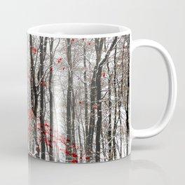winter forest Coffee Mug