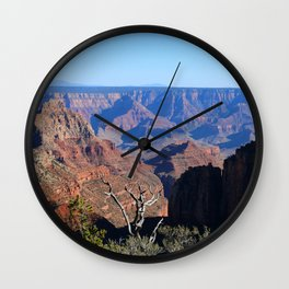 Touching The Soul Wall Clock