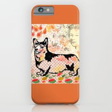 Corgi pop art Slim Case iPhone 6s