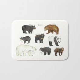 Bears Bath Mat