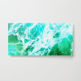 Out there in the Ocean II Metal Print