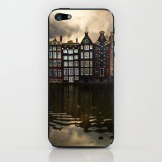 Postcards from Amsterdam iPhone & iPod Skin