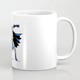 Bat Throwing Bomb Coffee Mug